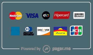Logotipos da Pagar.me