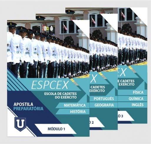 Apostila EsPCEx - UNIPRÉ