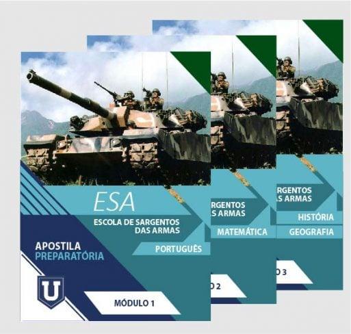 Apostila para a ESA